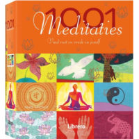 1001 meditaties – vind rust en vrede in jezelf – Mike George – Librero