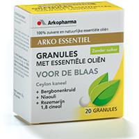 Arko Essentiel blaas granules 20 stuks