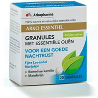 Arko Essentiel goede nachtrust, 20 granules