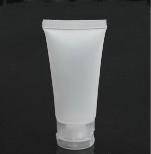 Lege tube 20ml plastic transparant hervulbaar