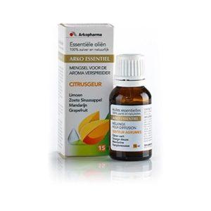 Arko Essentiel Citrusgeur - Diffuser oliën