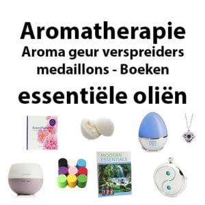 Aromatherapie, Aroma Geur Verspreiders
