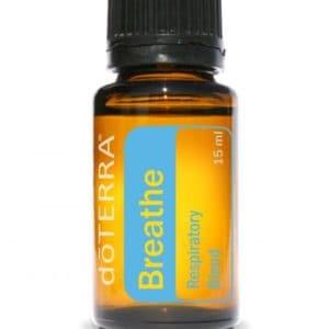 Breathe essentiële olie dōTERRA, astma, luchtwegen, ademhaling 15ml.