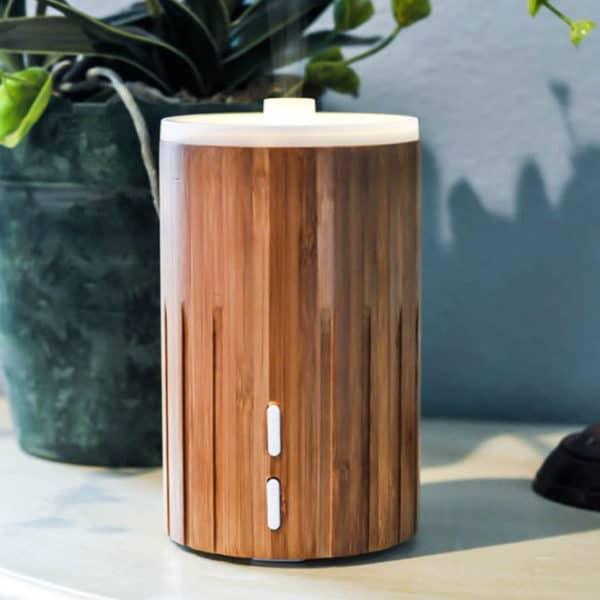 Aroma Diffuser Bamboo O'ME - Aroma verspreider Ultransmit