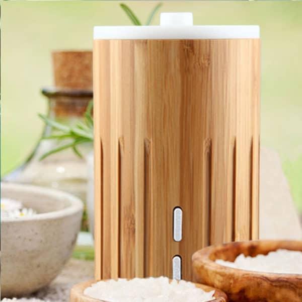 Bamboo Aroma Diffuser O'ME - Aroma verspreider Ultransmit