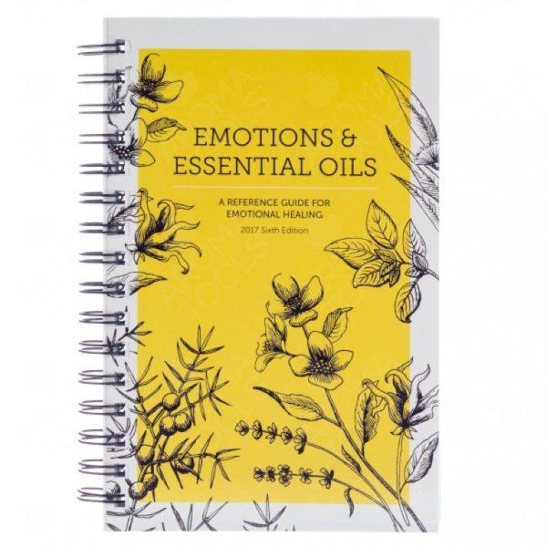 Emotions & Essential Oils - English - 6th edition 2017