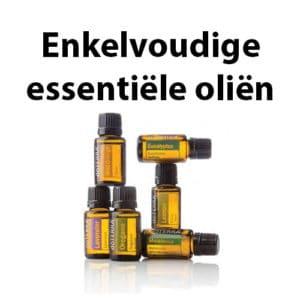 Enkelvoudige essentiële oliën