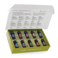 Family Essentials Kit doTERRA - 10 essentiële oliën