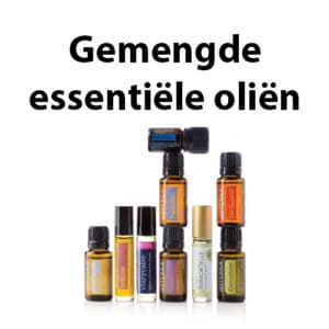 Gemengde essentiële oliën