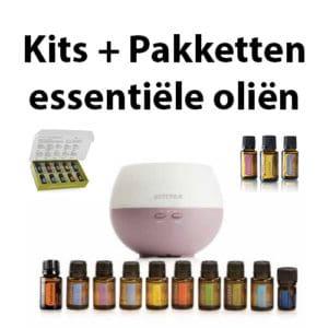 Kits + Pakketten essentiële oliën