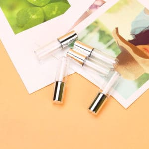 Lege lipgloss tubes + lippenstift kwastje 1.2ml.