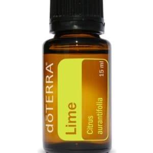 Limoen essentiële olie doTERRA - Lime Citrus aurantifolia 15ml