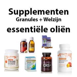 Supplementen, Granules, Welzijn, Essentiële oliën
