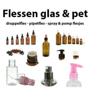 Flessen Glas & Pet