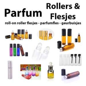 Parfum Rollers & Flesjes