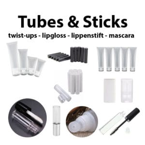 Tubes & Sticks