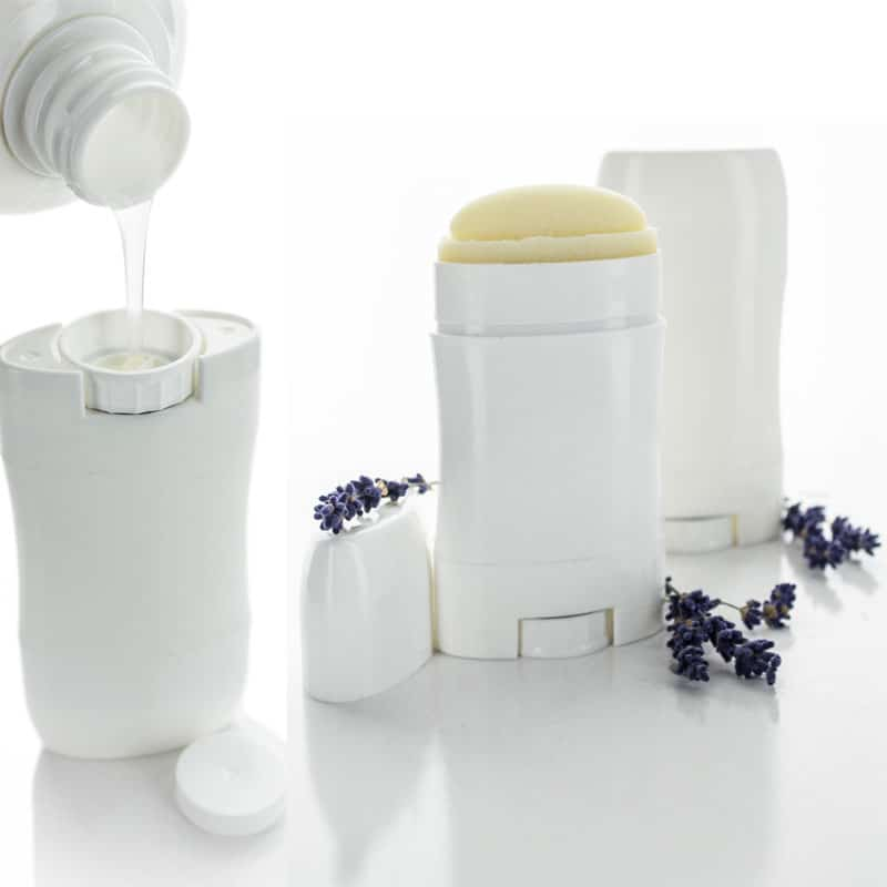 Vullen deodorant draaistick 40ml - Lege DEO Stick balsem houder