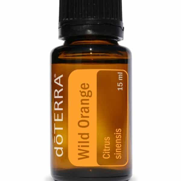Wilde Sinaasappel essentiële olie doTERRA - Wild Orange Citrus sinensis 15ml